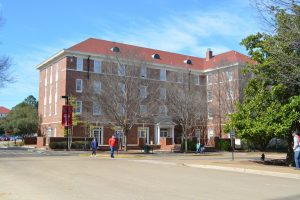 Deaton Hall exterior