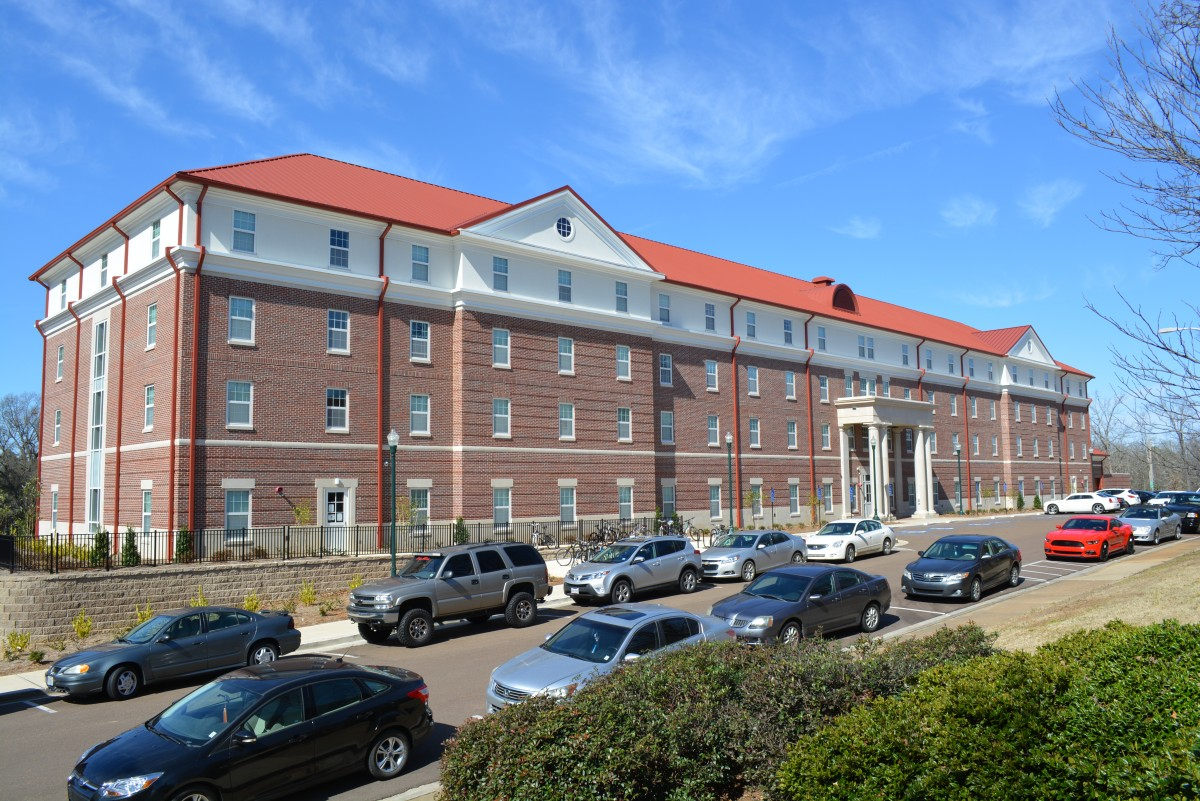 Student Housing Residence Hall 1